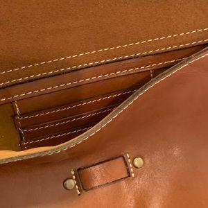 Patricia Nash Bags - Patricia Nash Real leather messenger.bag